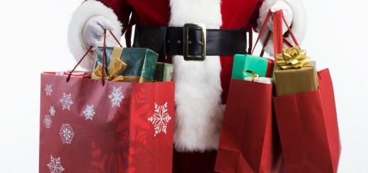 Papai Noel pode ser um atrativo para os clientes