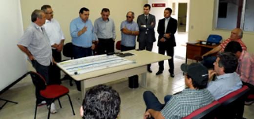 Reunião no Ministério Público