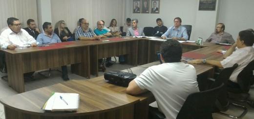 Conselho Diretor discute cobrança de taxa do cupom fiscal e anuncia ação com a OAB/PB