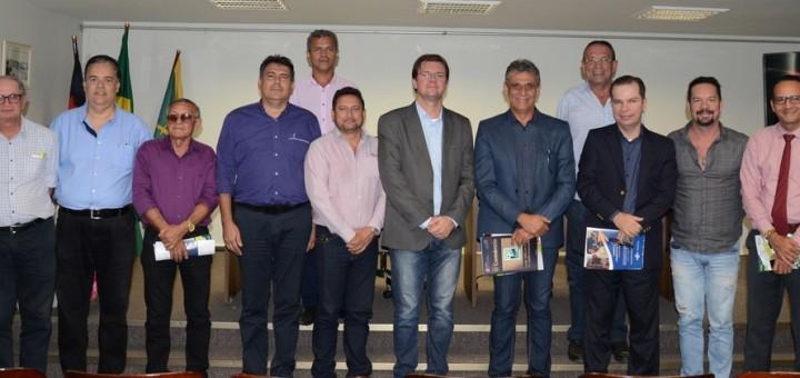 Comitiva pernambucana visita ACCG para conhecer experiências