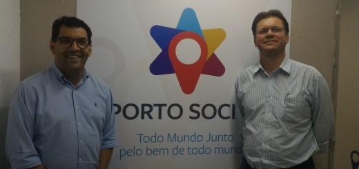 Associação Comercial visita Porto Social de Recife para conhecer experiências de empreendedorismo social