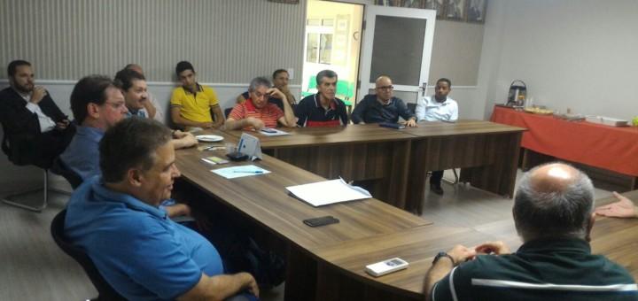 A Associação Comercial e Empresarial de Campina Grande retomou suas atividades em reunião realizada nesta terça-feira.