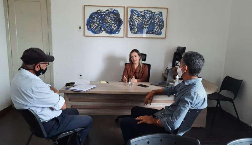 AMDE e Associação Comercial e Empresarial se reúnem para firmar parcerias que devem fortalecer a economia da cidade